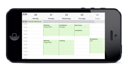 Share your calendars - PlanningPME