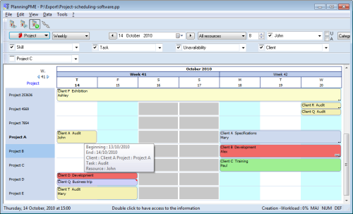 project management scheduling tools
