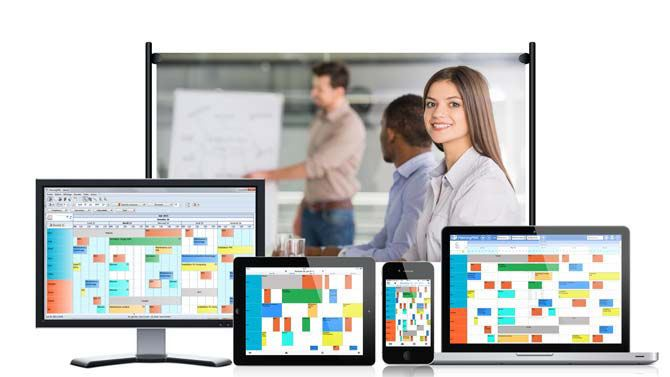Training and courses scheduling software planningpme