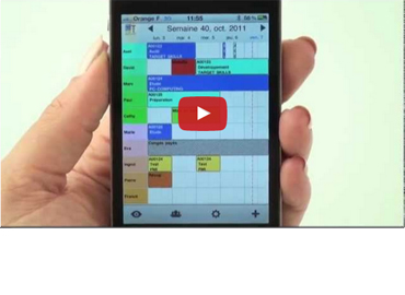 PlanningPME Mobile - Application for smartphones and tablets
